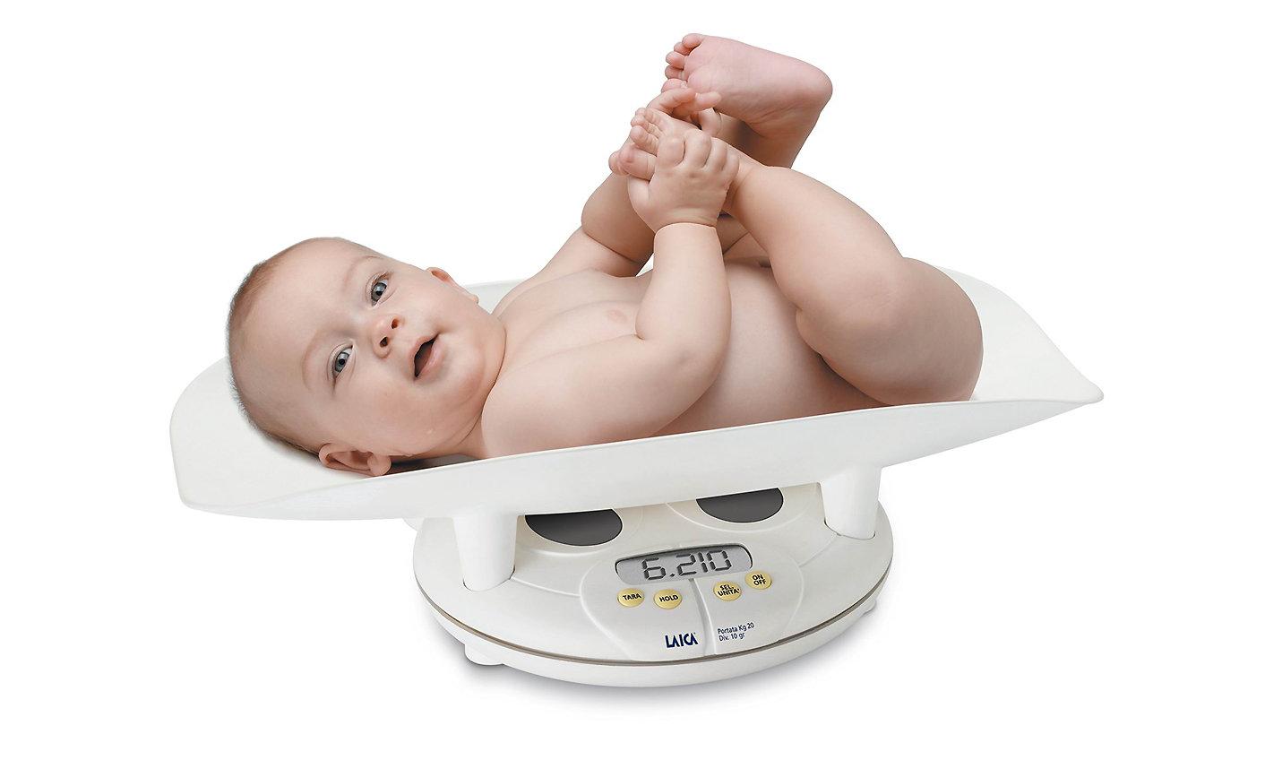 Обхват грудной клетки у детей