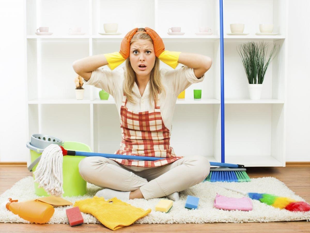 Как сделать чтобы быстро делать уборку
