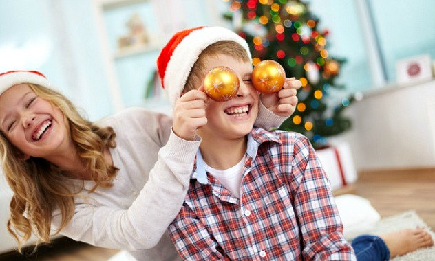 Как дома развлечь себя в новый год
