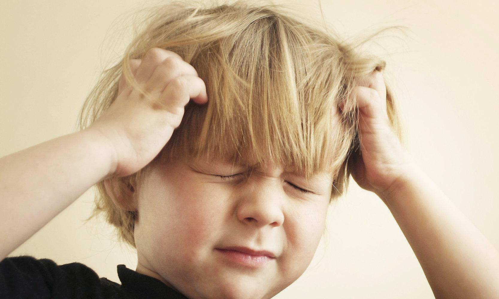 Если у ребенка головокружение 2 года
