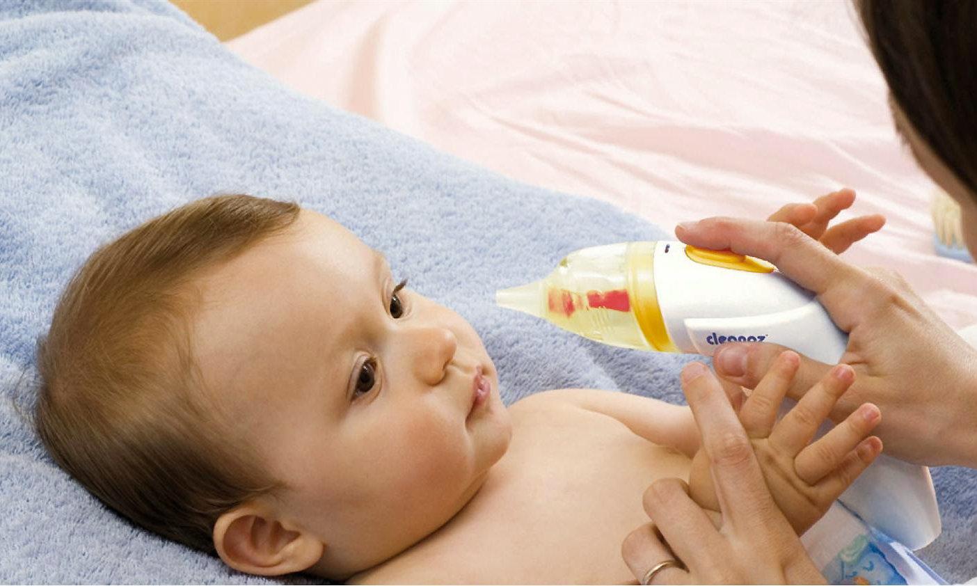 чем капать нос новорожденному от насморка вакцинация
