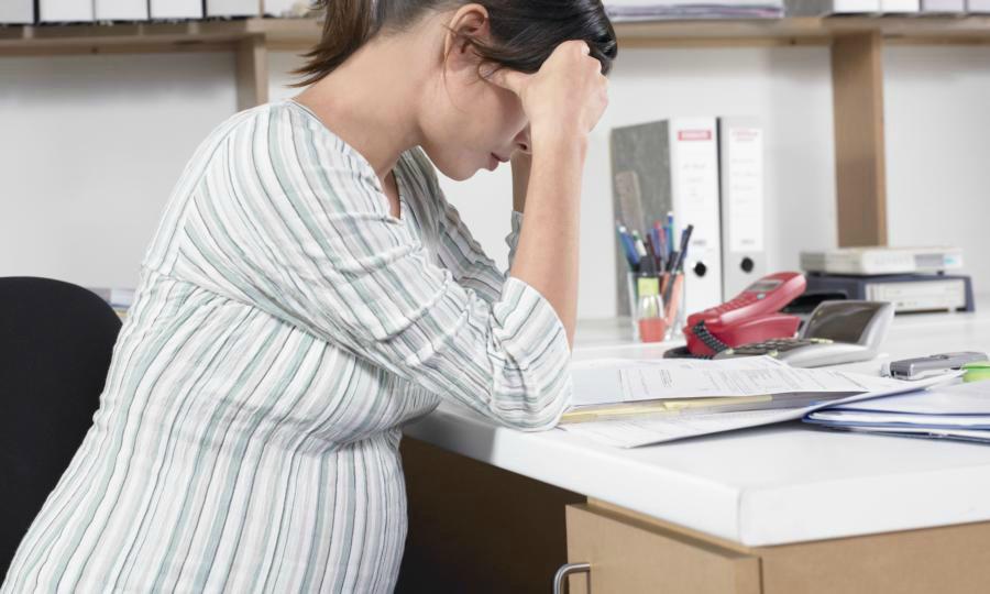 Примут ли на работу беременную