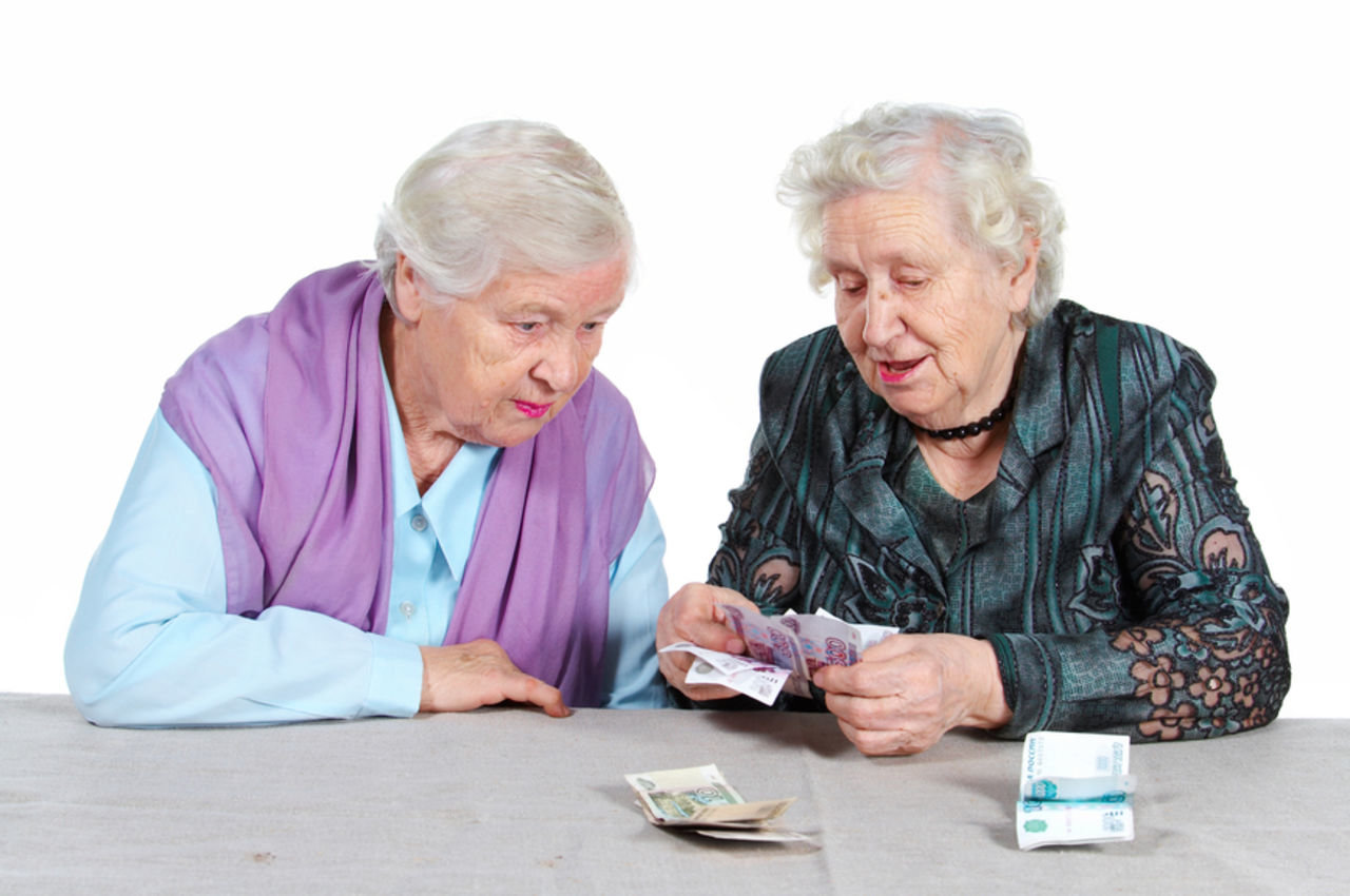 Как сделать пенсию неработающим 265