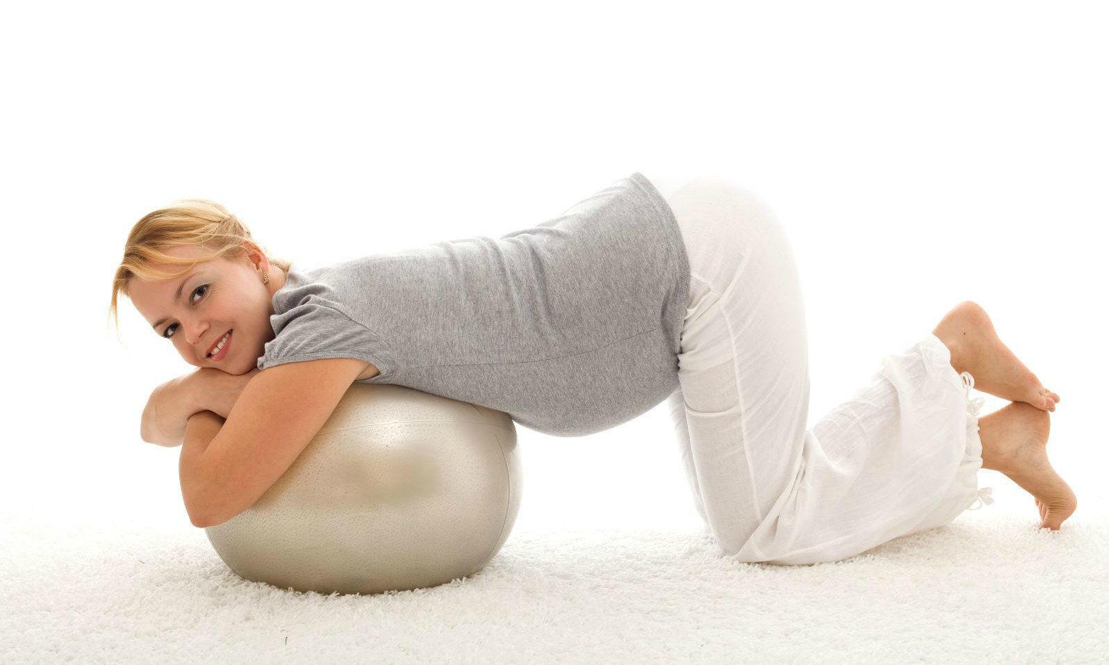 Дренажная гимнастика для беременных 19