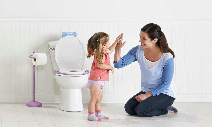 Как приучить ребенка к горшку 2 года