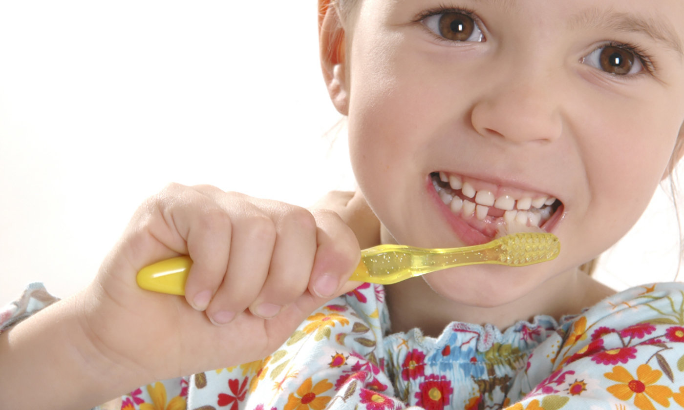 лечение кариеса у детей фото