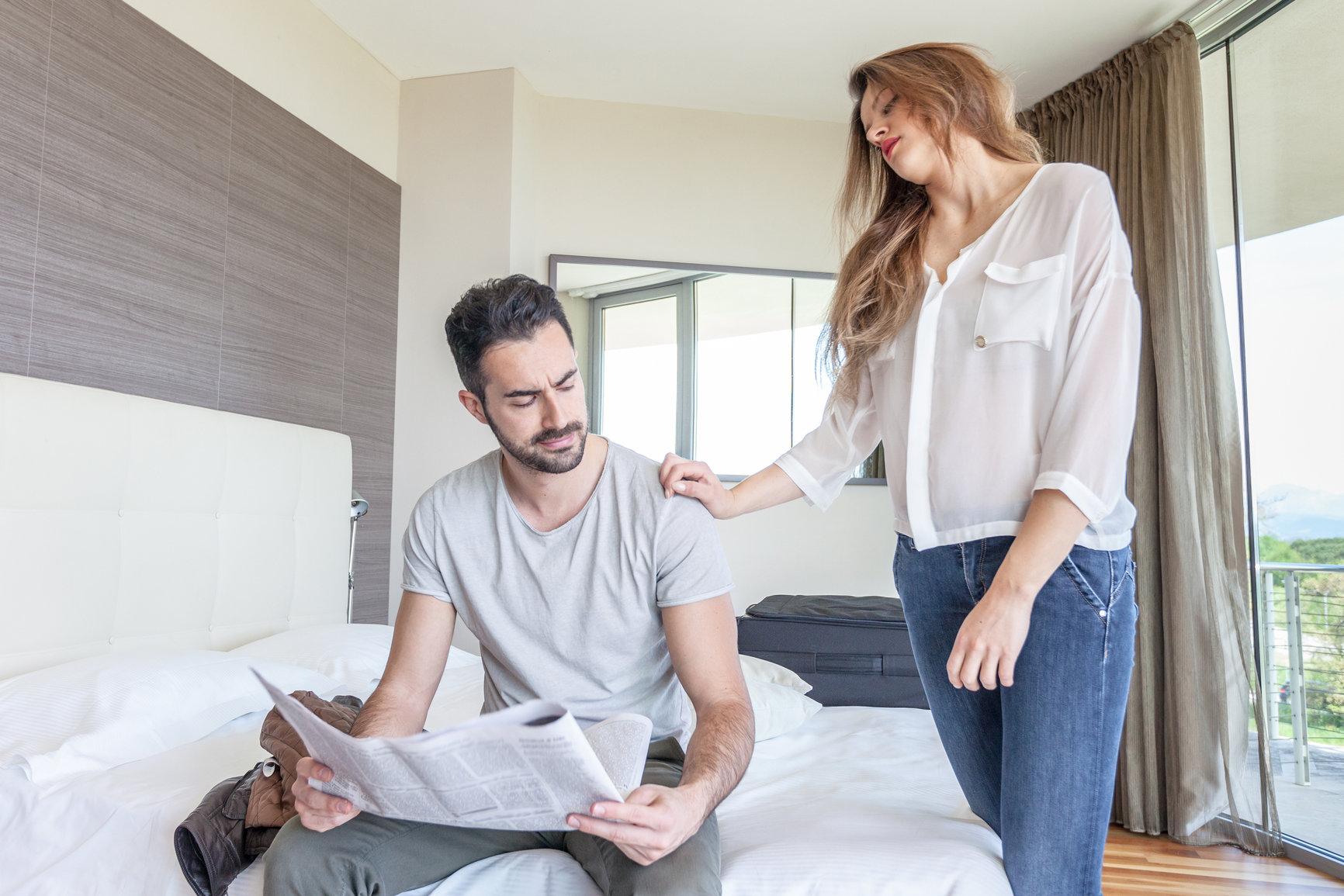 как вернуть внимания мужа